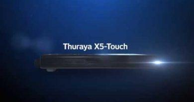 Lo X5-Touch, il tanto atteso smartphone satellitare di Thuraya, sarà in vendita tra meno di un mese