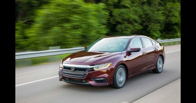 Honda Insight è stata nominata Green Car of the Year® 2019
