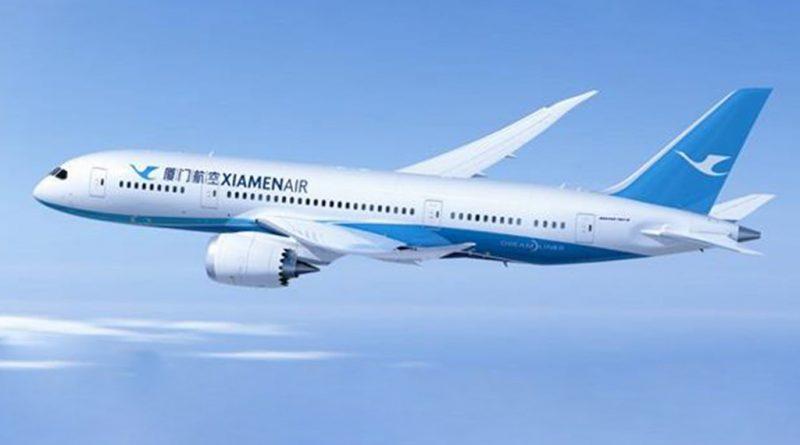 Xiamen Airlines apre la tratta diretta Parigi – Fuzhou