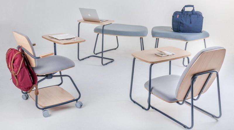 Il gruppo brasiliano Maqmóveis debutta alla Milano Design  Week con l'innovativa collezione Jataí