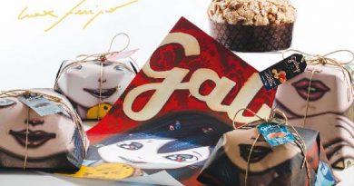 Design e stile: Max Ferrigno personalizza il packaging di Panettoni e Pandori
